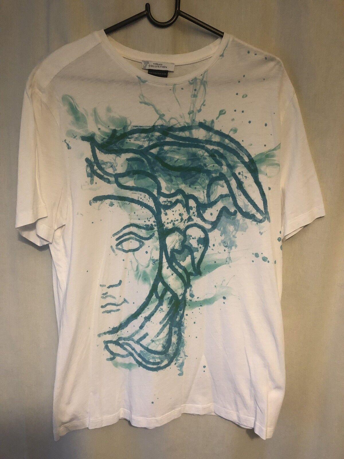 Versace Collection Medusa T Shirt