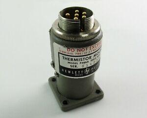 HP-Agilent-P486A-Termistor-de-montaje-100-Ohm-WR-62-12-4-18-GHz