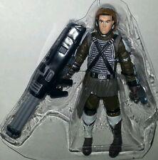 Star Wars RAHM KOTA'S MILITIA ELITE Action Figure Force Unleashed TRU Exclusive