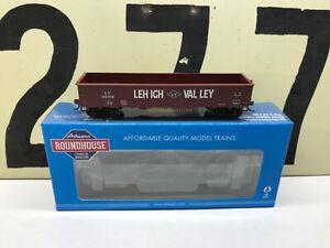 Athearn-RND-HO-Scale-Lehigh-Valley-40-Gondola-RD-33302-RTR-New