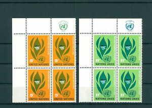 UNO-NEW-YORK-1965-Nr-150-151-postfrisch-200737