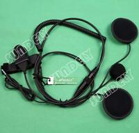 Noise Reduce Close Helmet Motorcycle Earphone Headphone Mic Fr Apple Iphone6 6s