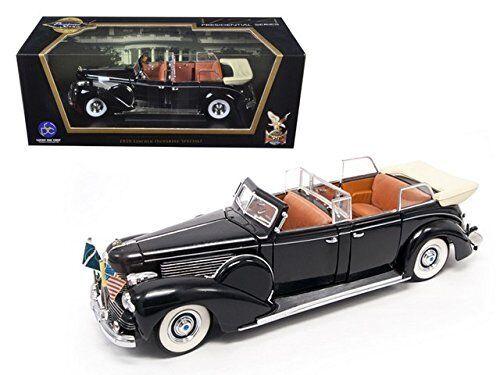 Lincoln Sunshine President F.D. Roosevelt 1939 1:24 Model LUCKY DIE CAST | Belle Et Charmante