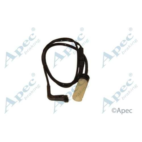 Fits BMW 5 Series E61 520d Genuine OE Quality Apec Rear Brake Pad Wear Sensor
