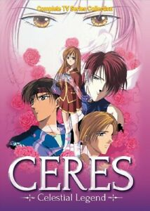 Ceres-Celestial-Legend-4-DISC-SET-DVD-New