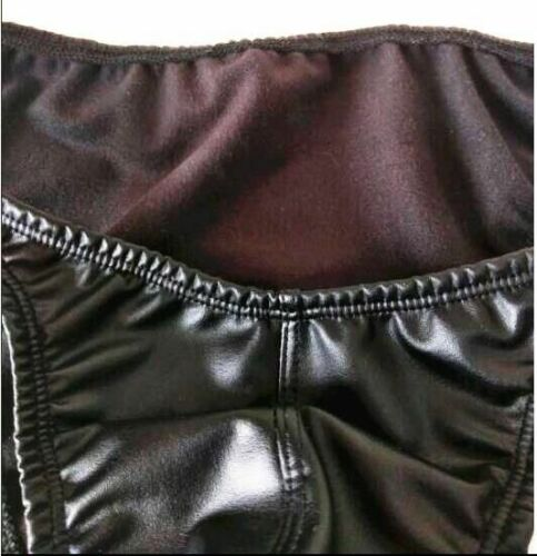 Fitness Competition Bodybuilding Wear Gyms Posing Trunk Bikinis Workout Leather