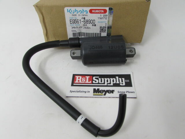 Kubota OEM Denso Ignition Coil 12581-68900