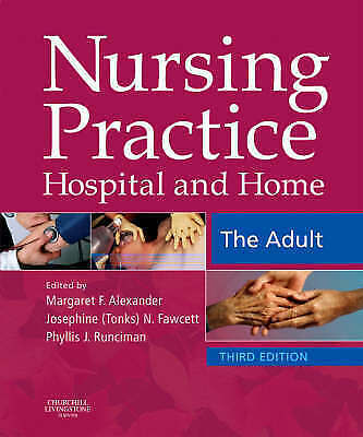 1 of 1 - Nursing Practice: Hospital and Home -- The Adult, 3e-ExLibrary