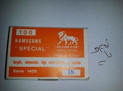 CANNELLE SERIES 1508 AU LION D/'OR 100 AMI HOOKS