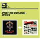 Appetite for Destruction/GNR Lies by Guns N' Roses (CD, Jun-2009, Geffen)