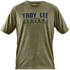 Troy Lee Designs TLD Men/'s MTB Cycling Network Jersey Dusty Green Medium
