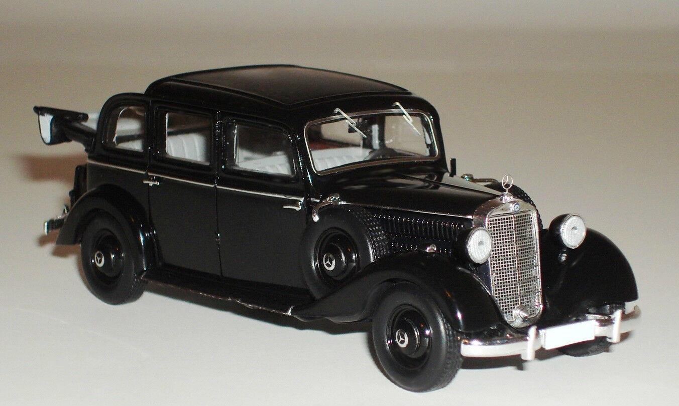 Los modelos de Esval 1 43 1936-1940 Mercedes Benz 260D Pullman Landaulet versión 1