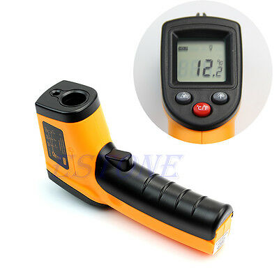 LCD Nice Non-Contact IR Laser Infrared Digital Temperature Thermometer Gun