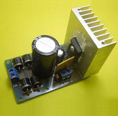 1x 7A LT1083 Adjustable Power Supply Module DIY Kit for Arduino good quality