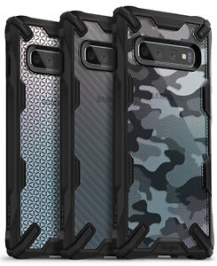 Samsung-Galaxy-S10-S10-Plus-S10e-Ringke-FUSION-X-DDP-DESIGN-Tough-Cover-Case