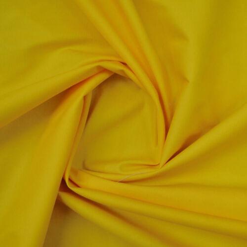 Amarillo De Gabardina Tela