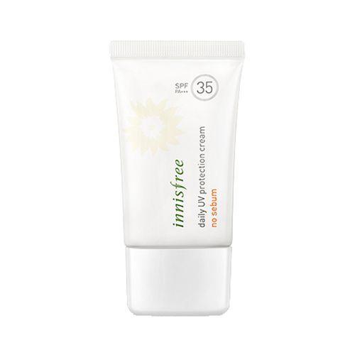 [Innisfree] Daily UV Protection Cream No Sebum SPF35 PA+++ 50ml