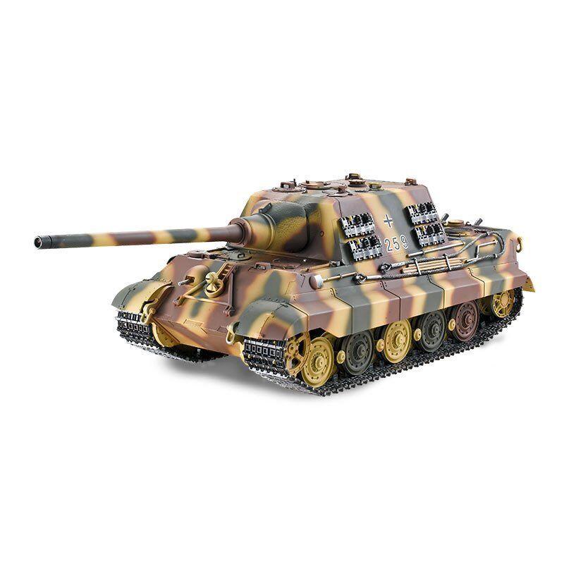Caccia tigre Torro R C modello 1 16 PRO EDITION CAMOUFLAGE BB-Funzione colpo