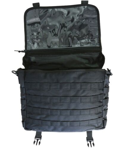 Kombat molle Medium Messenger Bag 20 L Noir
