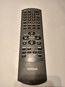 GENUINE-TOSHIBA-REMOTE-CONTROL-VC-685-VCR-PLUS-TV