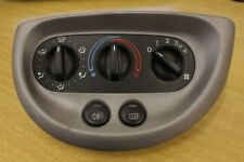 Genuine Ford Ka Mk Grey Climate Heater Control Buttons No Air Con