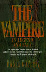 The Vampire in Legend, Fact and Art by Basil Copper (Paperback, 1989)