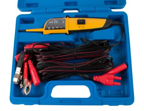 Car Power Circuit Tester Electrical Tester Multi Tester Check Tester Measure 6-24 Volt