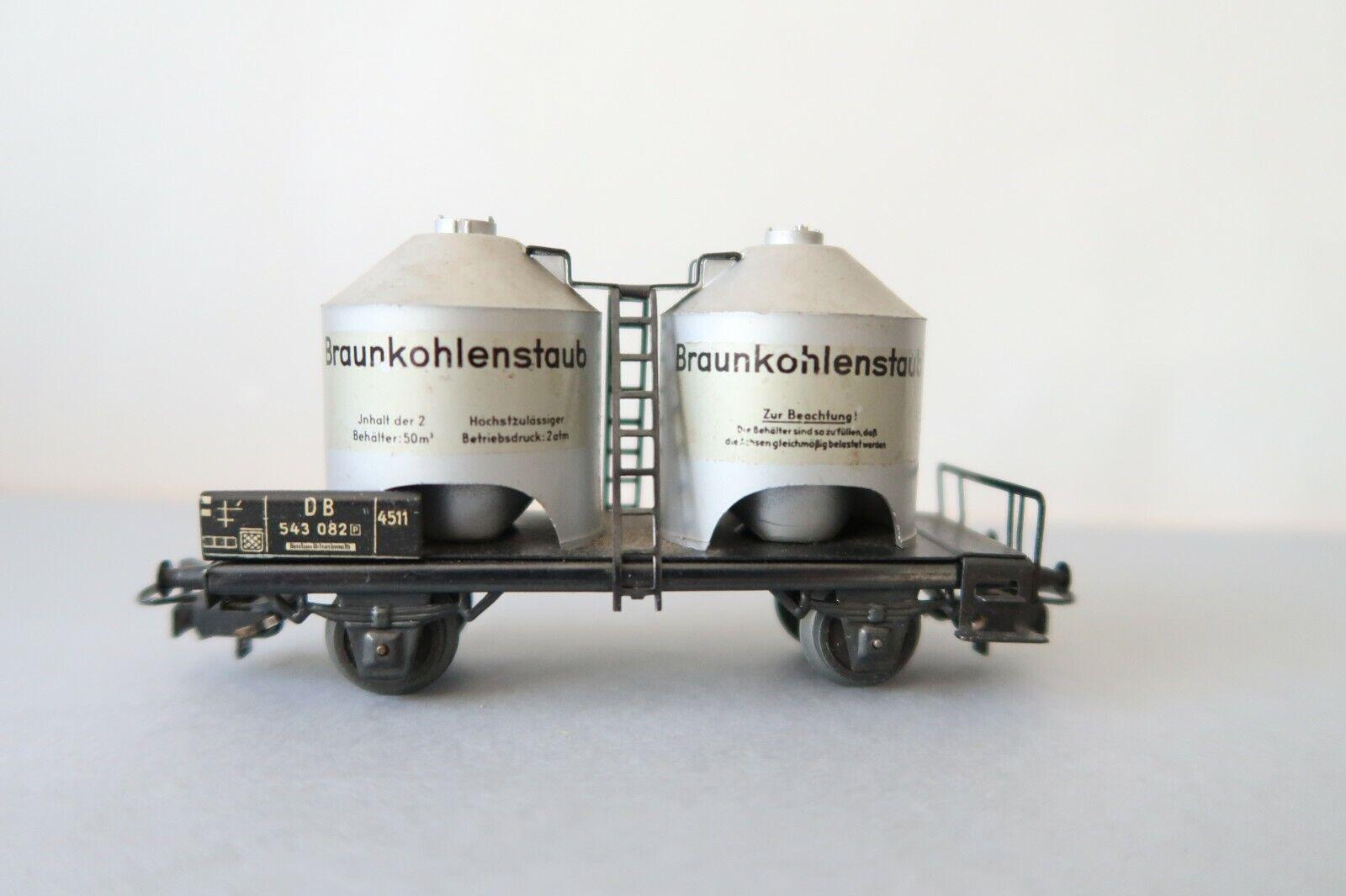 gebr. #241  #E Braunkohlestaubwagen   Märklin HO 4511