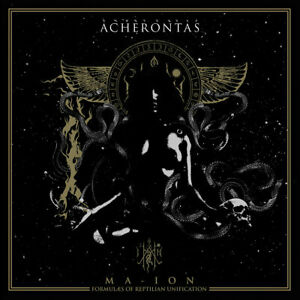 ACHERONTAS - Ma-Ion - CD 2015 (W.T.C.Production)