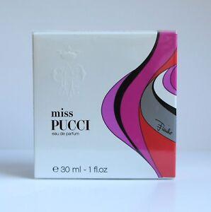Emilio-Pucci-MISS-PUCCI-Eau-de-Parfum-EDP-30-ml-1-oz-new-in-box-sealed-authentic
