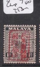 Malaya Jap Oc N Sembilan SG J161 Chop Seven VFU (2dgb)