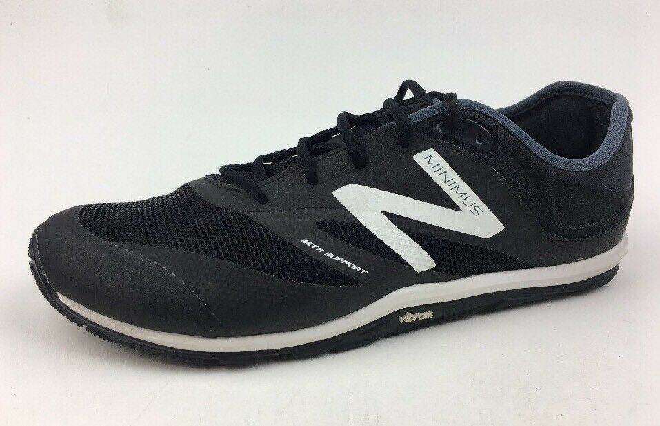 New Balance Men's MX20BK6 Training athletic shoes Wide Size 11.5 2E, Black 409