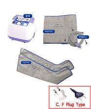 NEW Smart Health Power Q-1000 Leg Massager Fitness Device [Leg(XL) + Waist]