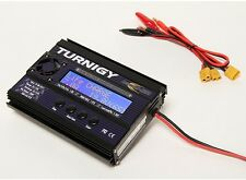 TURNIGY ACCUCEL 8 BALANCE CHARGER 150W 7A 3-8S LiPo LiFe NiCd Pb NiMh ACCUCELL