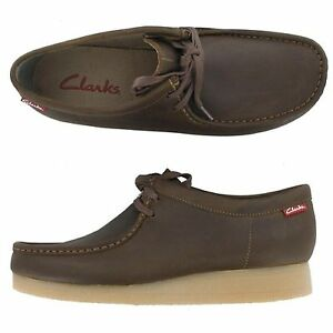 Clarks Shoes  Clarks Stinson Lo Mens Casual Shoes Beeswax