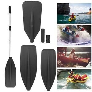 Durable-Black-Paddle-Oar-Blade-Accessory-for-Outdoor-Inflatable-Boat-Canoe-Kayak