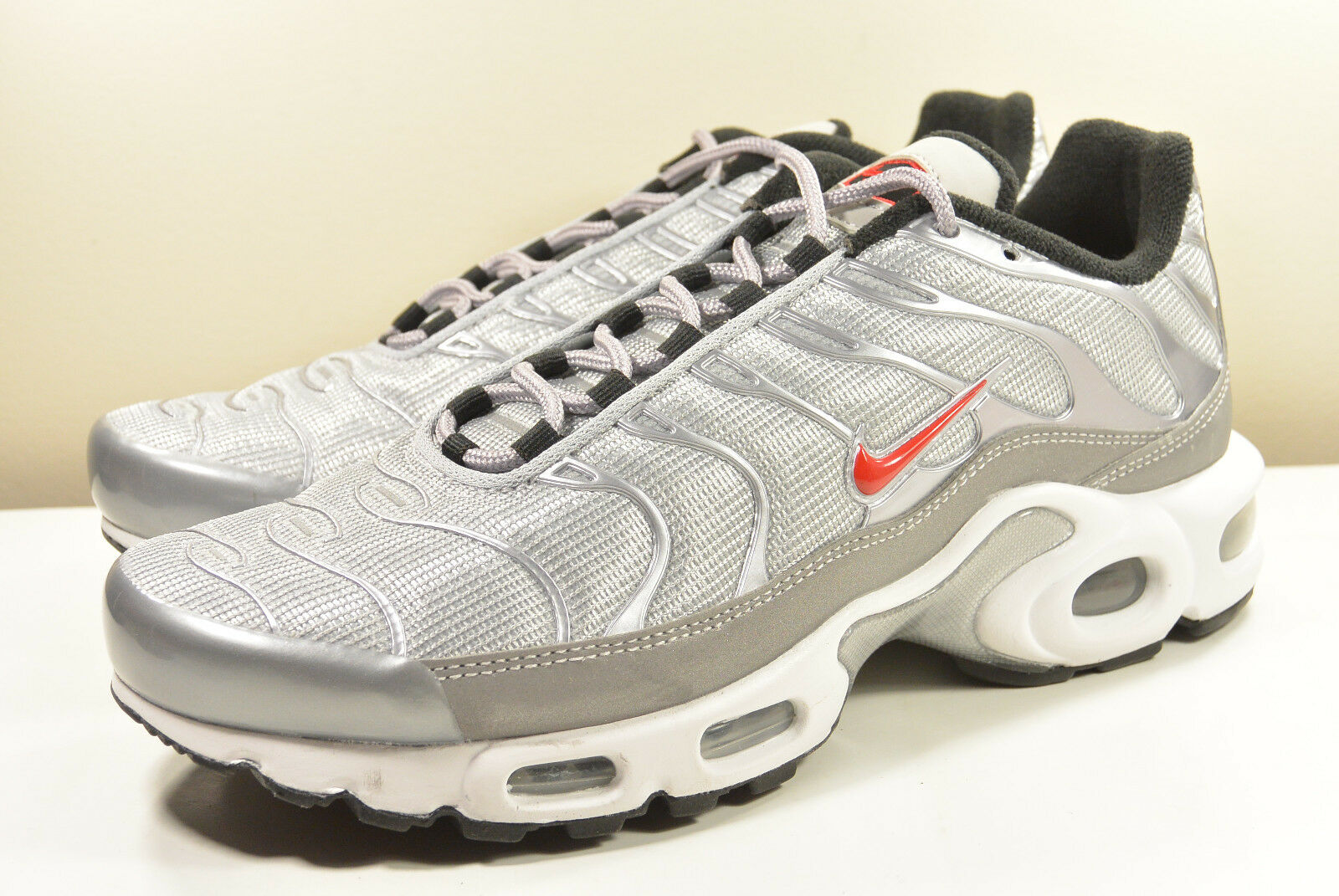 DS NIKE 2018 AIR MAX PLUE SILVER BULLET M 8 / W 9.5 ATMOS PATTA CAMO 97 1 90 The latest discount shoes for men and women