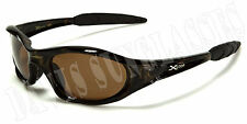 Men's POLARIZED X Loop Sunglasses PZ0505 Davis A1 brown fishing sunnies womens