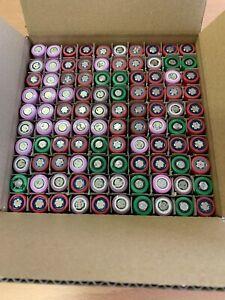 100x Batteries testées , cellules lithium-ion pour 2000-2199mAh Powerwall