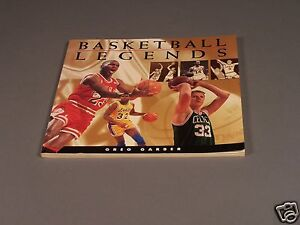 Basketball-Legends-by-Greg-Garber-from-1993-Mint-NBA-at-it-039-s-Best