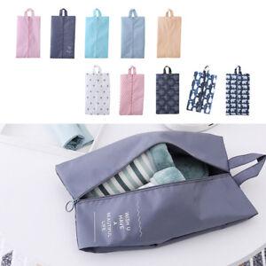Waterproof Shoe Storage Tote Zipper Bag Large Travel Dust Bag Sport Organizer Uk Beautiful And Charming Shoe Racks & Organizers