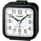 Casio Tq141 Mini Beep Analogue Bed Alarm Clock Black