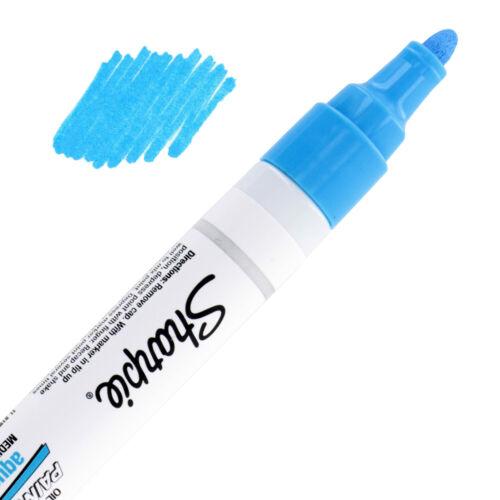 Sharpie Oil-Based Paint Marker Each Medium Point Aqua Ink