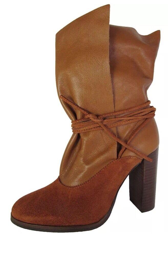 Steve Madden Womens Hangur Boot, Brown SZ 8 8 8 6c0fa7