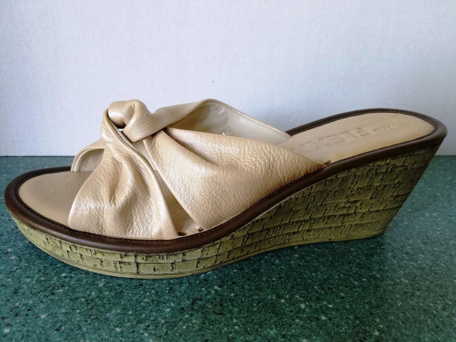 Naturalizer Women's Slide Sandals Citro, Banana Bread Size 9M US Comfort N5 NIB