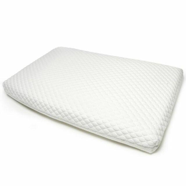 Sissel Oreiller Dream Comfort Blanc Coussin de Support de Tête Traversin