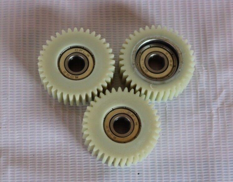 Remplacement Engrenages, 27 Dents, 8 mm mm STOCK perçage, 36,5 mm 8 diamètre extérieur + seegeringe 4360ef