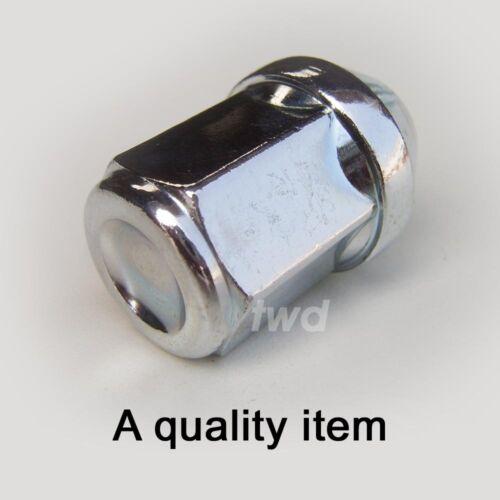 Stud LUG Bullone 4 x Dadi per Cerchi in lega FORD GALAXY 2006+ E10 compatibile Fit
