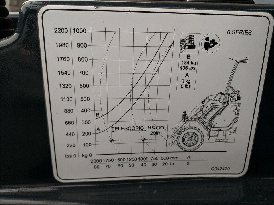 Spar 50000kr MultiOne 6.3+ Kun kørt 119 timer