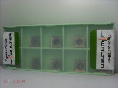 10 x Walter Sdmt 09T308-D57 WSP45S Indexable Inserts Carbide Inserts